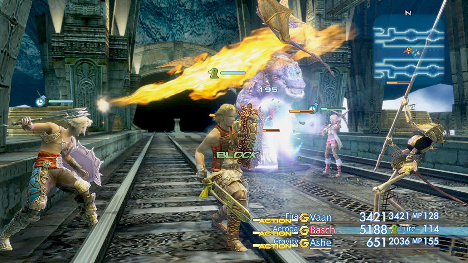 New Games FINAL FANTASY XII THE ZODIAC AGE PlayStation 4 The Entertainment Factor
