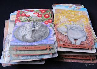 Таро Мистических кошек
