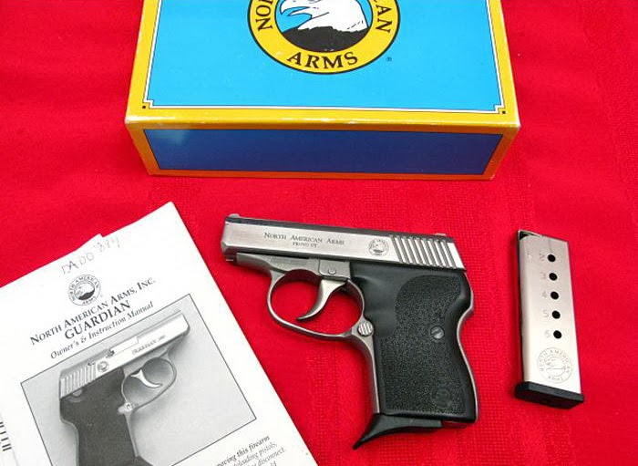 Sfera Gun Club: North American Arms Guardian  32 ACP Πιστόλι