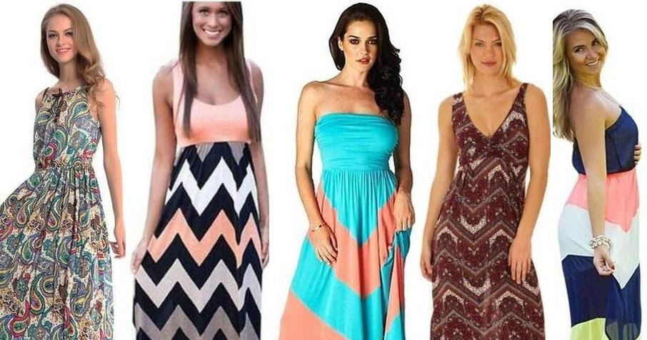 What is a Maxi Dress? | Daves Fashions