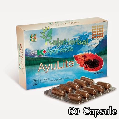 K-Ayurveda AyuLite (60 Capsule)