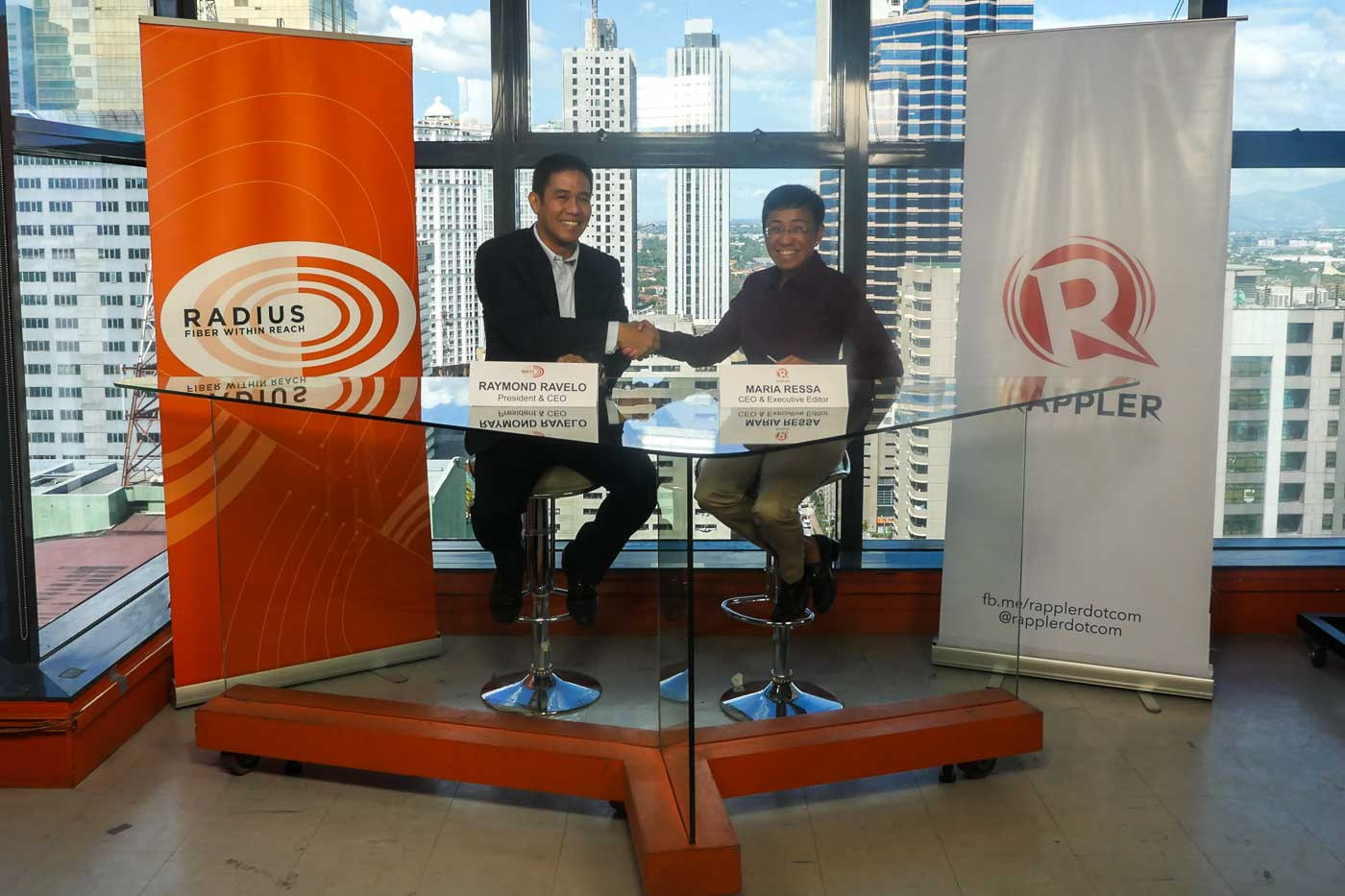 Radius Powers Rappler 2016 Elections Coverage