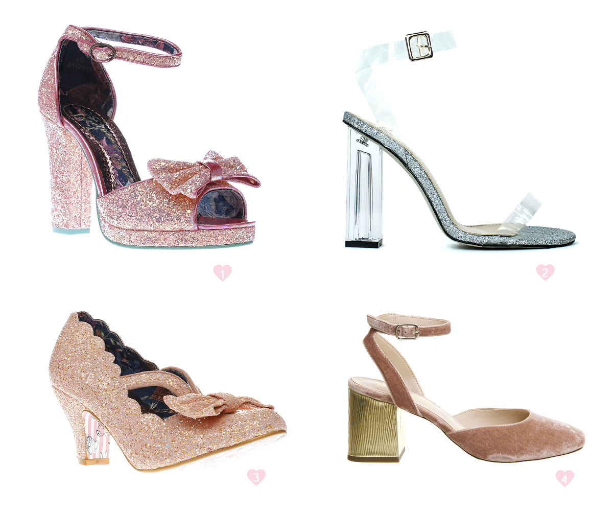 Pretty Heels : Featuring