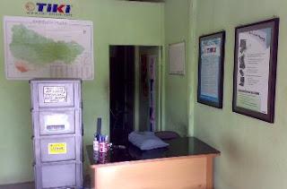 Daftar agen TIKI di Ngawi.