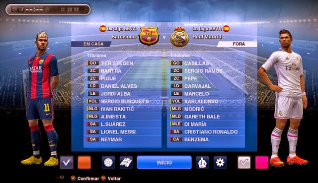 PES 2015 Mod Apk + Data OBB for Android