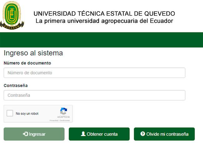 Consultar Asignación cupos UTEQ 2017 Universidad Técnica Estatal  Quevedo