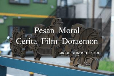 Pesan Moral Cerita Film Doraemon