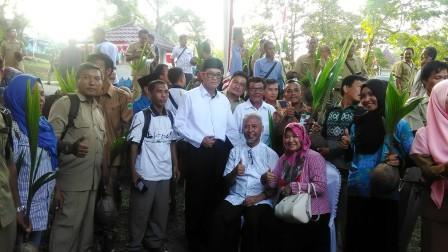 Heri Amalindo Inginkan PALI Pusat kelapa Genjah di Indonesia