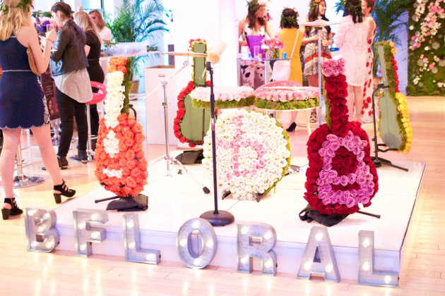 Floral Band Set