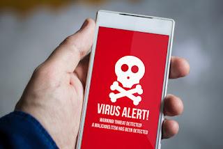 rawan terinfeksi malmware