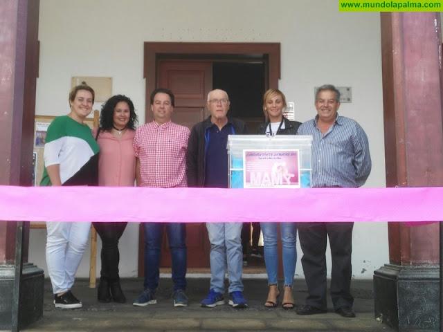 La asociación de empresarios de Tazacorte sorteó los premios de la campaña por el Día de la Madre