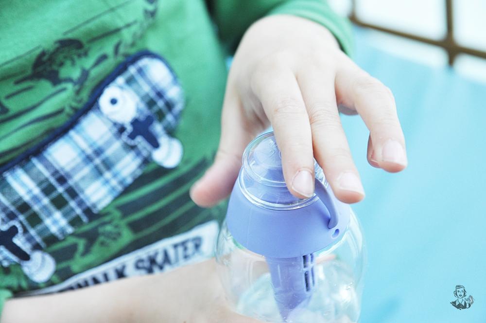 butelka filtrująca