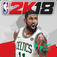 NBA 2K18 latest mod money apk download