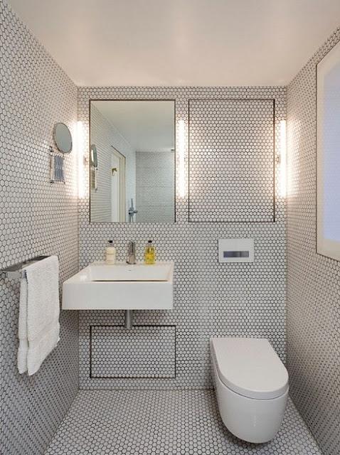 keramik kamar mandi kecil minimalis