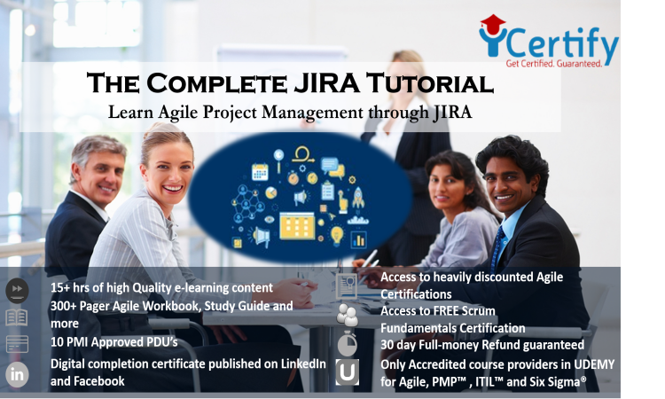 how to create agile project in jira