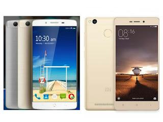 Swipe Elite Sense vs Xiaomi Redmi 3s Prime