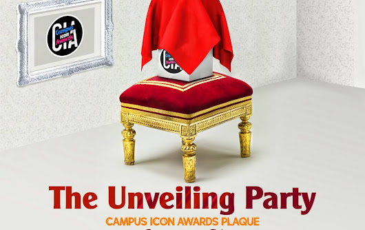 Campus Icon Awards;Award Plaque Unveiling Party