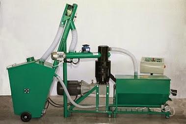 Pellettatrici in offerta al prezzo di un usato for Impianto produzione pellet usato