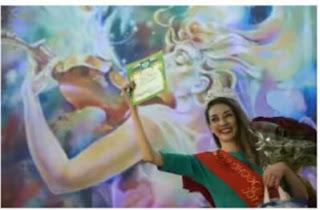 Drug dealer wins beauty pageant in russia