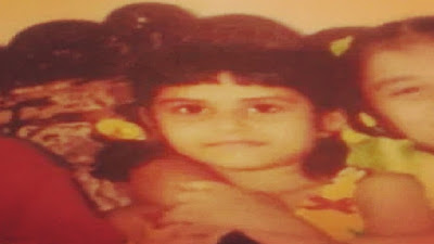 Pranutan Bahl Chilhood  Instagram