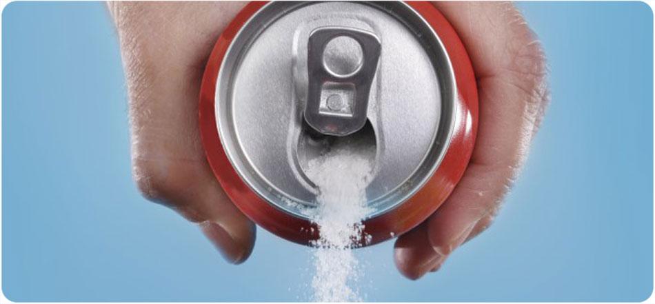 Consejos para dejar de tomar bebidas azucaradas.