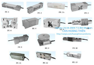 thanh ly loadcell, cam bien luc