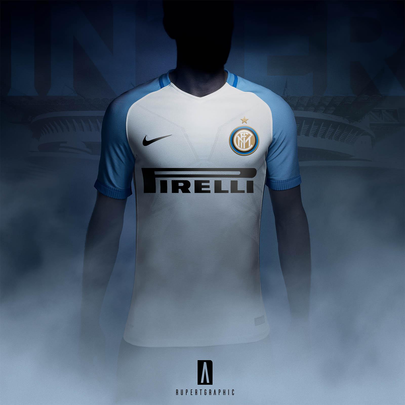 the latest 1cb5e 1633b Here is How The New Nike Inter Milan 17-18 Away Kit Will ...