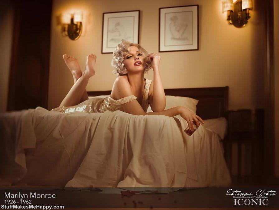 10. Marilyn Monroe