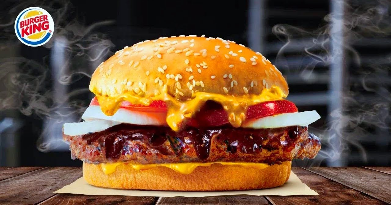 超狂!全球唯一專為台南人限量訂製巧克力漢堡|漢堡王9/1回歸台南|推限定「HERSHEY'S巧克力華堡」