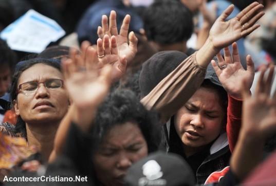 Cristianos perseguidos por su fe en Indonesia