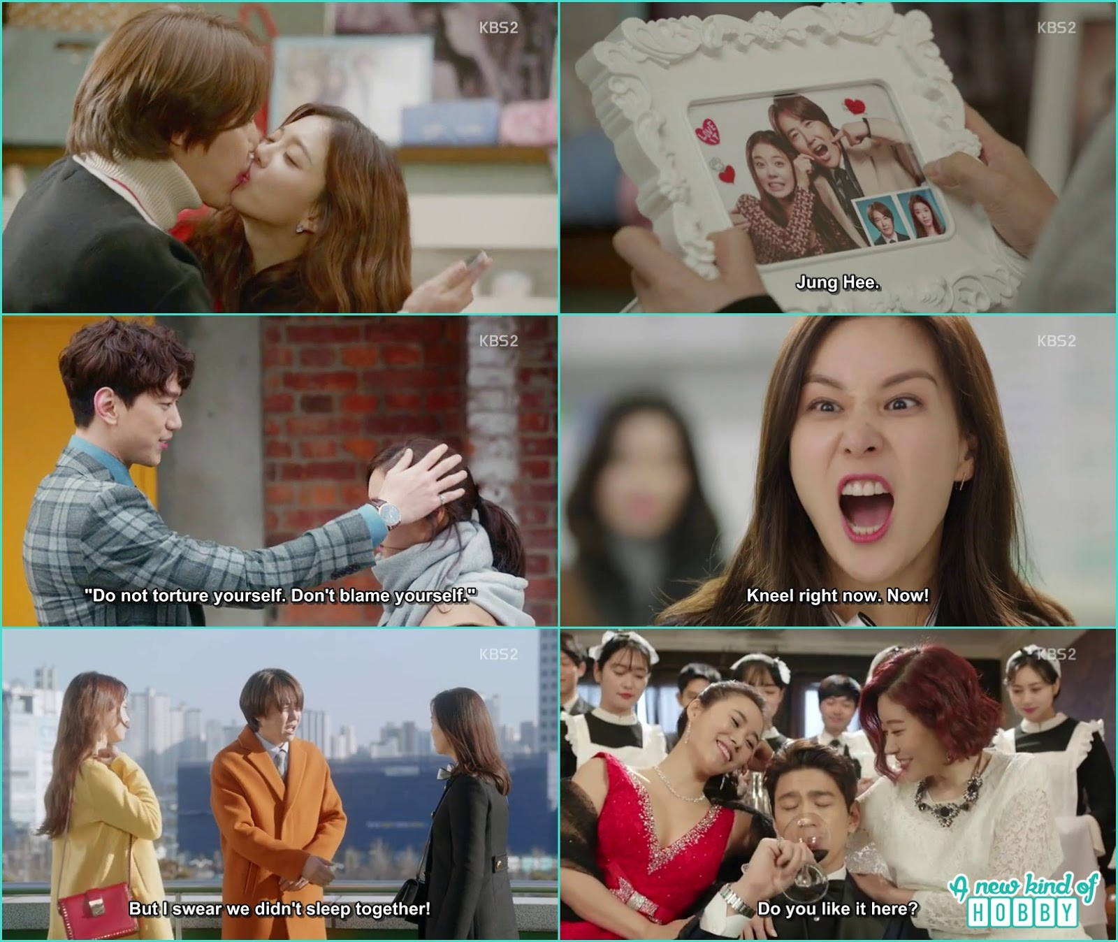 Eun Hee the Crazy Psychopath ruined a Happy Family - Ms