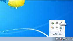Thu dọn icon trong Notification Area cho win 7 - Notification Area Icons Cleaner for Win 7