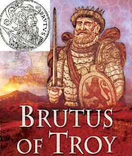 Bruto de Troya, primer rey de Britania