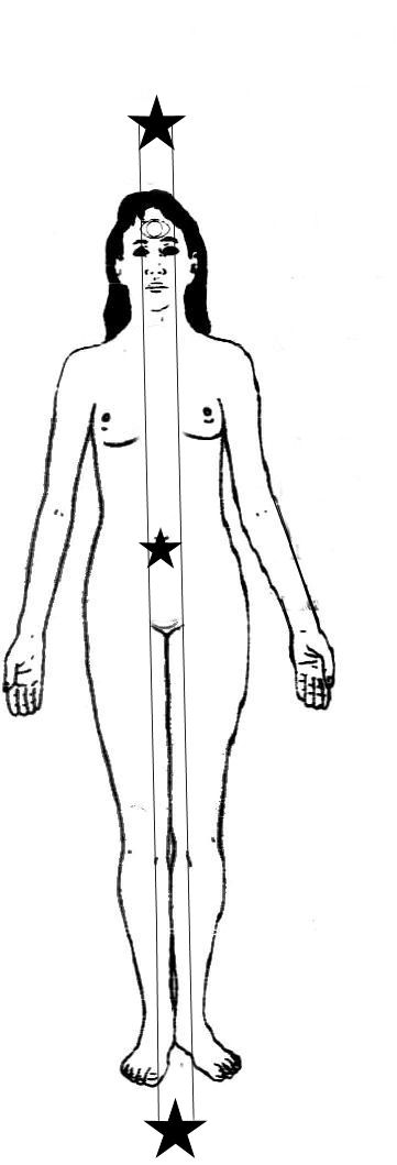 Tinerfe System of Natural Healing: Anatomy of the Spirit