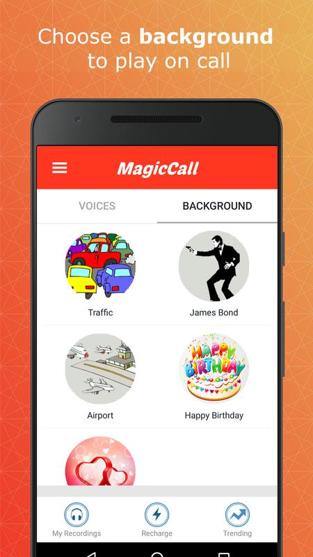 MagicCall Apk – Voice Changer & Prank Calling App