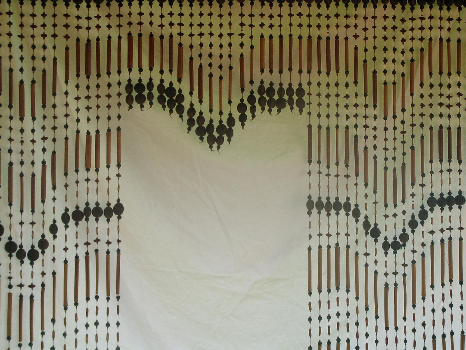 MUSEO DEL CALABAZOSAN ANTERO 54 Cortina de Bambu y