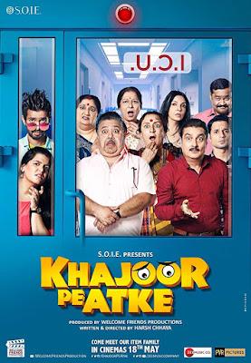 Khajoor Pe Atke 2018 Hindi pDVDRip 700MB