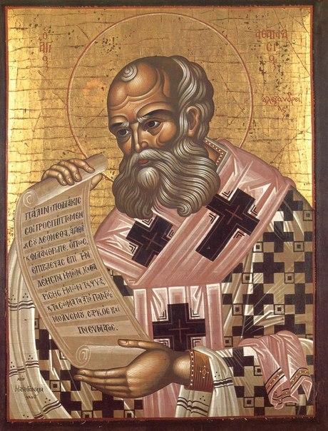 Святитель Афанасий Великий - несгибаемый воин веры