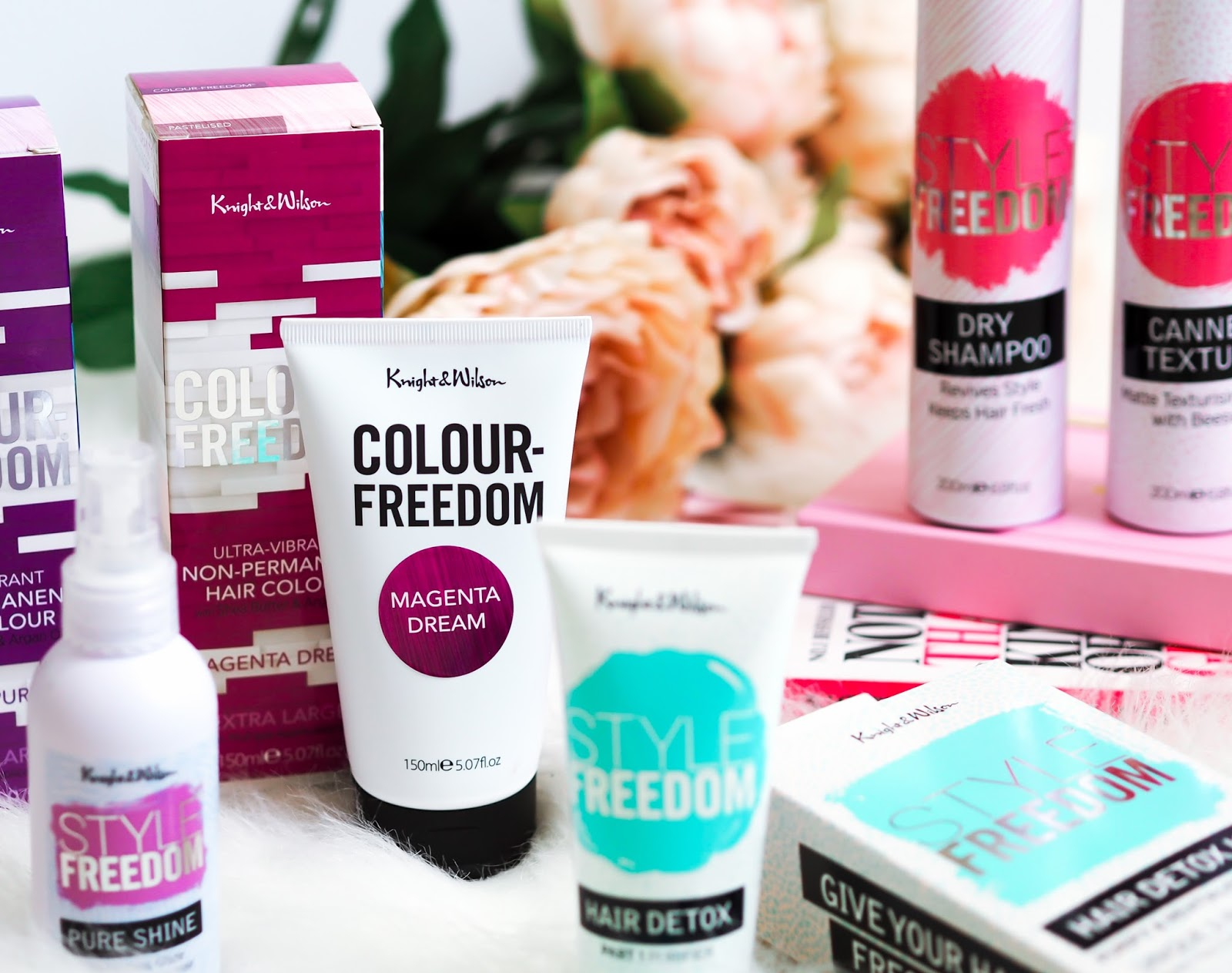 FESTIVAL HAIRCARE WITH STYLE FREEDOM