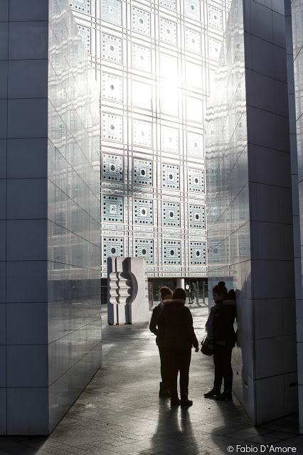 Institut du monde arab- Île St. Louis-Parigi