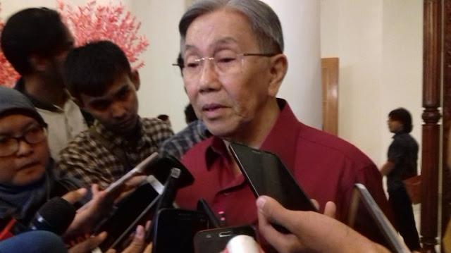 Kwik Kian Gie: Apa pernah Pak Jokowi Mengajak Saya Bicara? Tidak