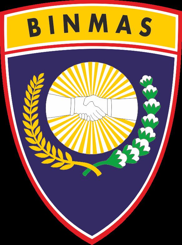 Hasil gambar untuk logo sat binmas