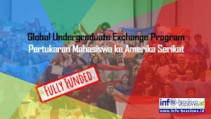 Fully Funded: Pertukaran Mahasiswa ke Amerika Serikat