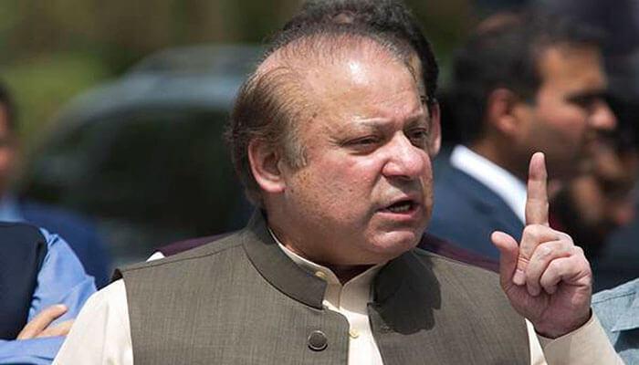 Nawaz Sharif Says Panama JIT Was Biased