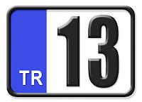 13 Bitlis plaka kodu