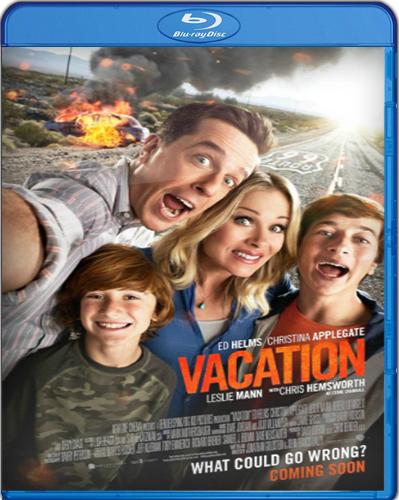 Vacation [BD25] [2015] [Latino]
