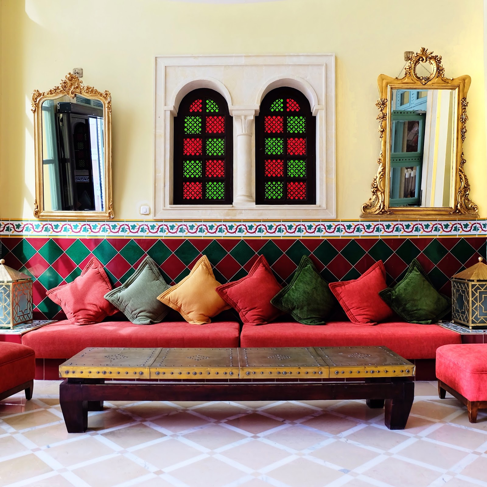 Beautiful Tunisian Hotel