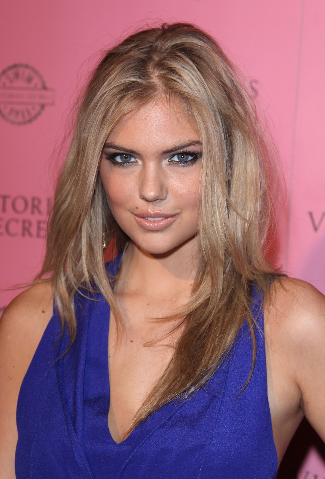 Kate Upton In Victoria Secret Swim Collection Party