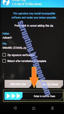 asus ZE500KL bootloop, zenfone 2 laser bootloop, mengatasi zenfone bootloop, stock recovery asus zenfone 2 laser
