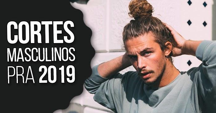 Tem Na Web - Os CORTES de CABELO MASCULINO para 2019, Dicas!